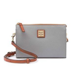 Dooney & Bourke Janine Leather Crossbody Bag